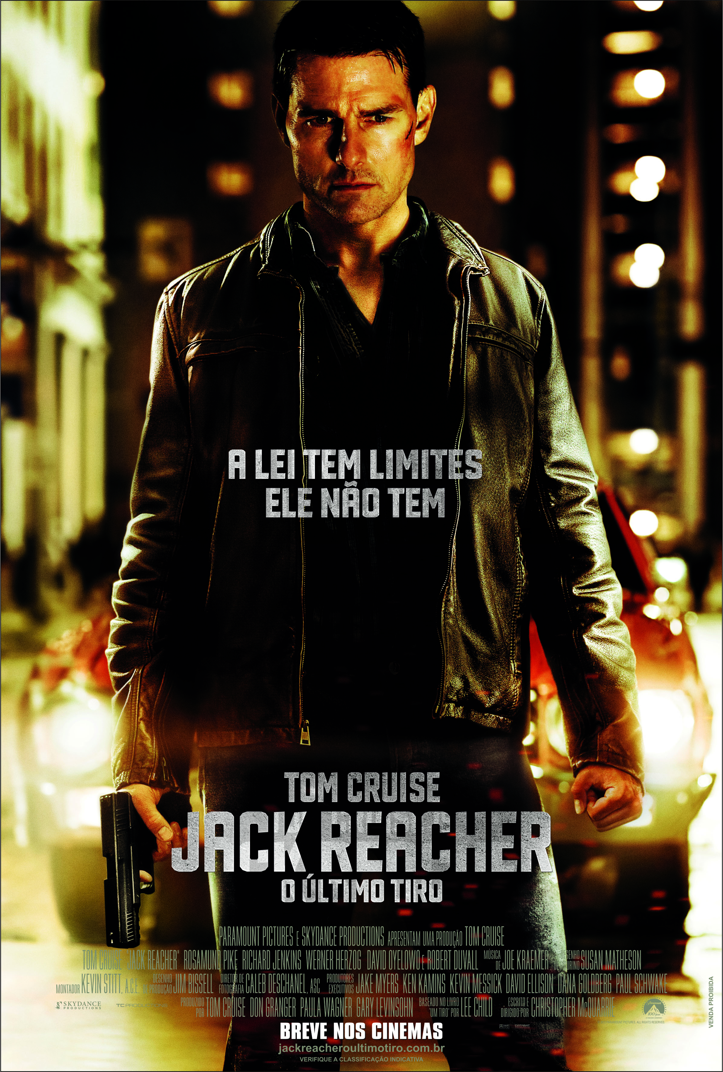 Jack Reacher: O Último Tiro (Legendado) BDRip XviD