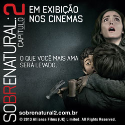 Sobrenatural: Capítulo 2 - Nos Cinemas