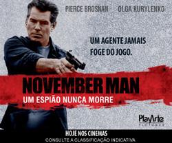 November Man - Nos Cinemas