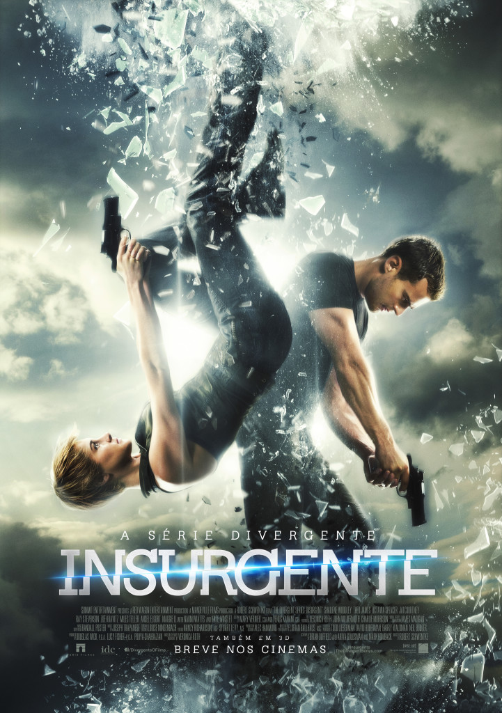 A Série Divergente: Insurgente - Full HD 1080p