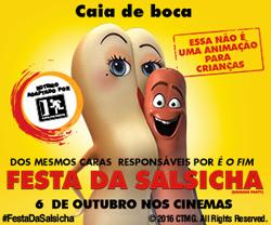 Festa da Salsicha | Somente nos cinemas