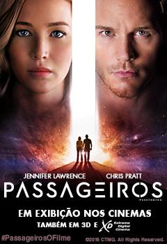 Passageiros | Hoje nos cinemas