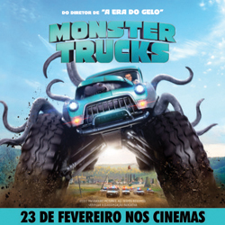 Monster Trucks | Hoje nos cinemas